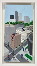Dynamic Growth by Craig Alan -  sized 6x12 inches. Available from Whitewall Galleries